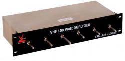 VHF 100 WATT DUPLEXER